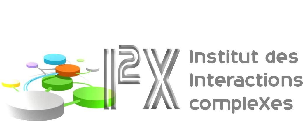 logo i2x complet